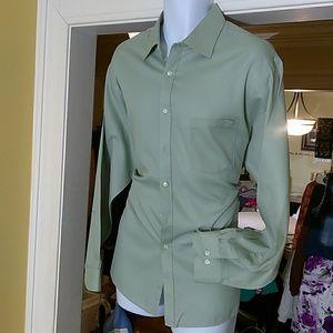 Van Heusen mens casual dress shirt